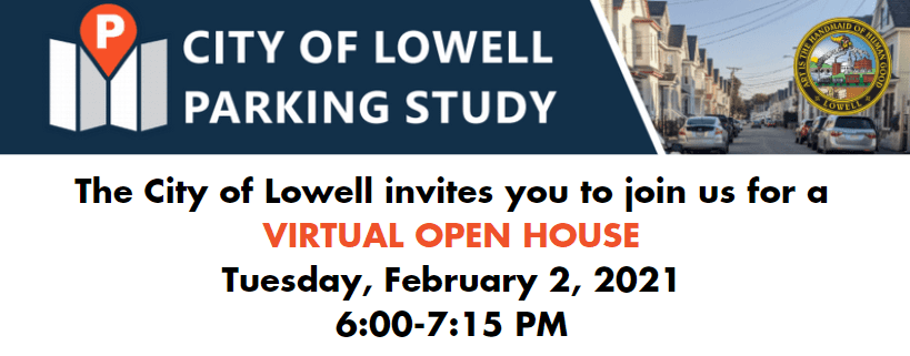 City of Lowell Virtual Open House