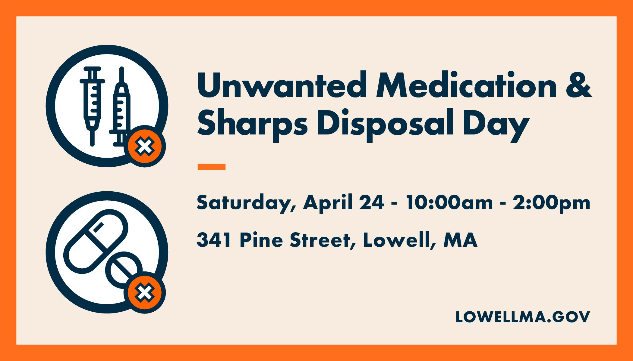 Sharps Disposal Day