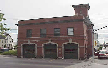 The Gorham Street Fire Station