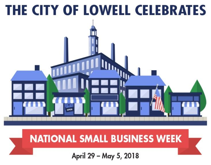 small business week 2018 logo